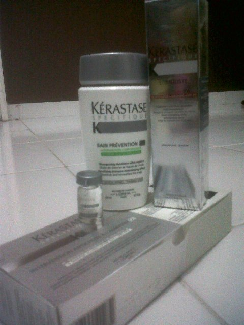 Kerastase Ampoules For Hair Loss Kerastase For Hair Loss